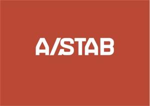 STAB_logo_hvit_orange_bg_NY2