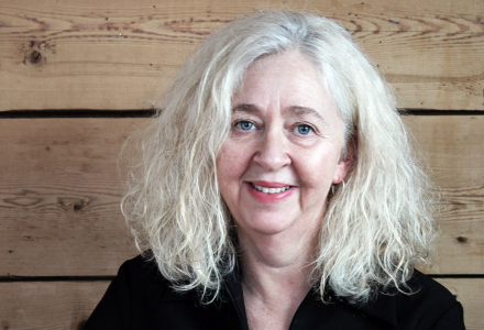 Maria Molden (51) er ansatt som byarkitekt. (Foto: Bergen kommune)